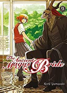 The Ancient Magus Bride Edition simple Tome 9