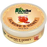 [Sponsored]Almond & Honey Face Pack ,100% Natural Ingredeints & Parabeen Free (Glowing Skin |Radiant Skin | Oil Control |...