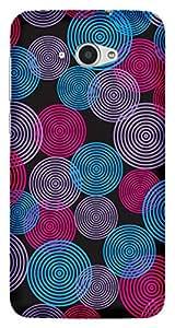 TrilMil Printed Designer Mobile Case Back Cover For Lenovo S930
