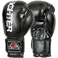 Forfar 1pc Boxsack MMA Boxing Puch Leder Speed Tasche Sandsack Boxer Training Kickboxen