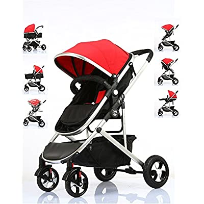 Fly Kids Pram Travel System 3 in 1 Combi Stroller Buggy Baby Child Pushchair Reverse or Forward facing Rain Cover Mosquito Net Bottle Holder Foldable with FootMuff  Mothercare