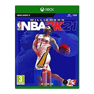 NBA 2K21 with Amazon Exclusive DLC (Xbox Series X) [Edizione: Regno Unito]