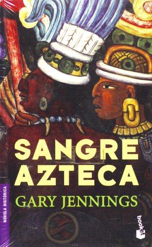 Sangre Azteca descarga pdf epub mobi fb2