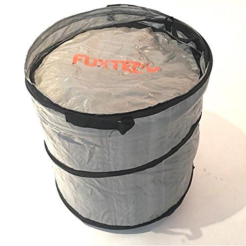 FUXTEC Gartenabfallbehälter FX-GB085