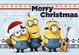 Adventskalender - Minions - Schreibwaren - Bastelutensilien - Adventskalender - Hiermit wird die Vorweihnachtszeit wunderbar spannend Hinter den 24 Türchen findest Du tolle Dinge