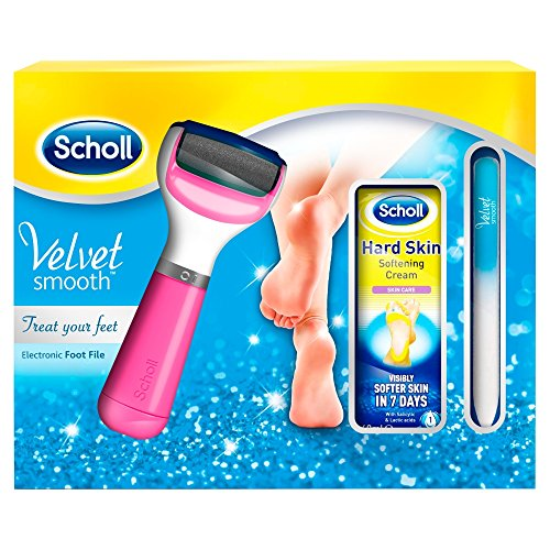 Scholl Velvet Smooth Pack de regalo rosa