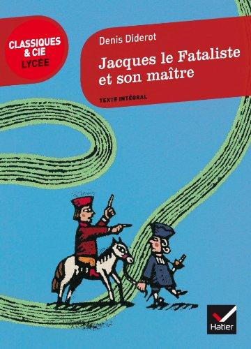Jacques le fataliste et son matre
