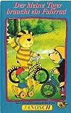 Der kleine Tiger braucht ein Fahrrad.