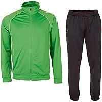 Kappa - Tuta sportiva, Verde (Verde classico), M