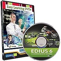 Easy Learning EDIUS 6 Video Training Tutorial Course (DVD)