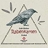 Rabenkarten: Das Rabenorakel. 49 Karten mit Anleitung - Gabi Bücker
