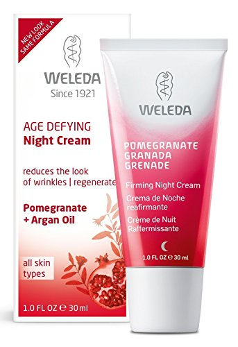 Weleda Pomegranate Firming Night Cream - 30ml - PACK OF 5