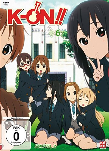 K-ON!! – Staffel 2 – Vol. 6