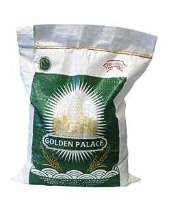 Golden Palace Duftreis, Langkorn 100%, 3er Pack (3 x 4.5 kg Packung)