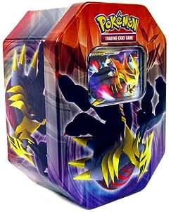 Pokemon platinum 2009 spring collector tin giratina x toys games - Pokemon platine legendaire ...