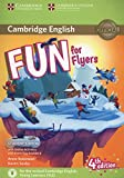 Fun for Flyers Student's Book with Online Activities with Audio and Home Fun Booklet 6 [Lingua inglese]