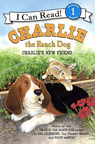 Charlie's New Friend (I Can Read!, Level 1: Charlie the Ranch Dod)