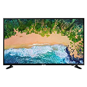 Samsung UE50NU7020 50 Inch 4K Ultra HD Smart LED TV in Black with 2x HDMI