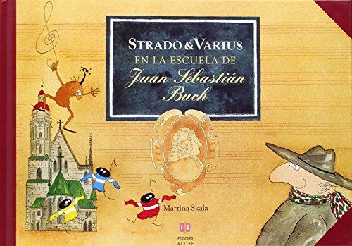 Strado & Varius en la escuela de Juan Sebastián Bach Cover Image