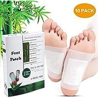 Detox Fußpflaster, Detox Vitalpflaster Fusspflaster zur Entgiftung Detox Pflaster zieht die Toxine - verbessern... preisvergleich bei billige-tabletten.eu