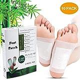 Détox pour les Pieds, Detox Foot Patchs, Patchs Détox Pieds - Améliorer la...