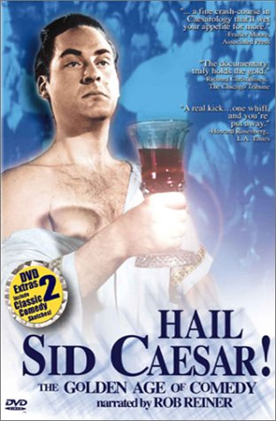 Hail Sid Caesar: Golden Age of Comedy [DVD] [Import]