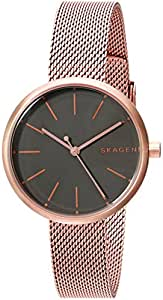 Skagen Analog Grey Dial Women's Watch - SKW2645