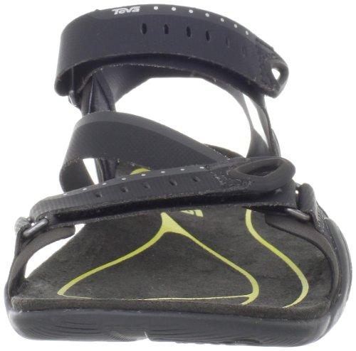 Teva - Northridge M's, sandali sportivi da uomo Nero (Schwarz (pirate black 888))
