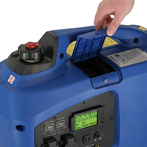 Denqbar DQ2200 digitaler Inverter Stromerzeuger 2,2 kW - 6