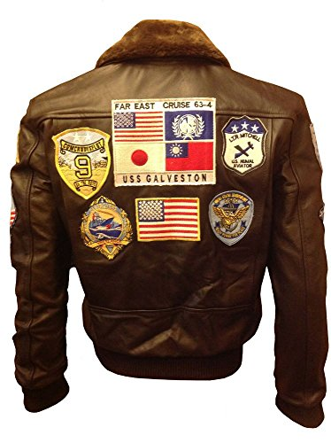 Clara Leather Jackets -  Giacca - Uomo Brown L