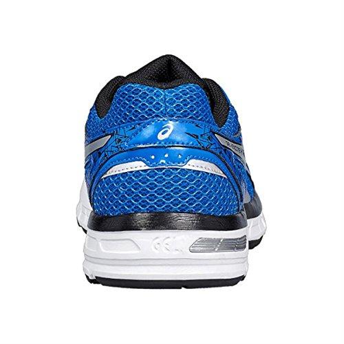 Tênis O 4 Ruas Para Gel Azul Prata Corrida De Exercício excitar Nas Clássico Homens Preto Asics wtIB8q