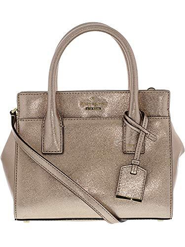 Kate Spade New York Damen Mini Candace Cross Body Bag, Gold (rose gold), Einheitsgröße