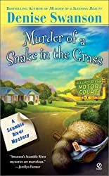 Murder of a Snake in the Grass (Scumble River Mysteries (Paperback))