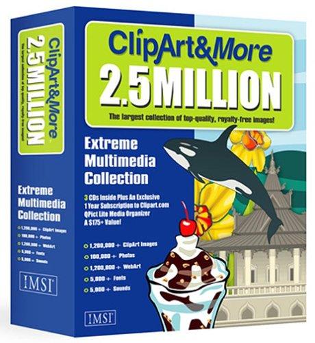 Clip Art & More 2.5 Million