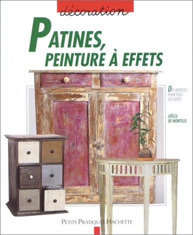 Patines, peintures à effet par Joelle de Montille