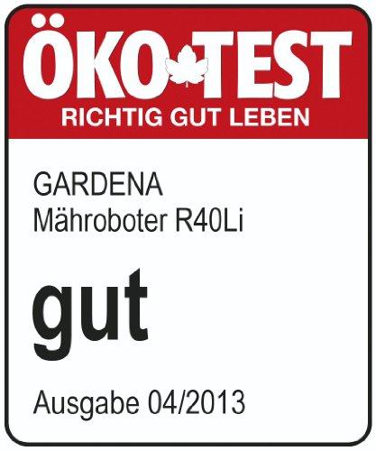 Gardena R40Li Rasenroboter - 18