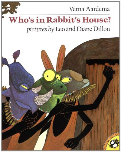 Who's in Rabbit's House? (Picture Puffins) (Art Picture House)