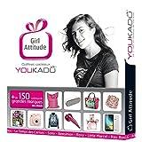 Coffret Cadeau Ado Fille – Coffret YOUKADO – Girl Attitude Bronze