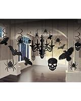 Halloweendeko zum Aufhängen