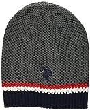 U.S.POLO ASSN. Honeycomb Hat, Cappello Uomo, Grigio usato  Spedito ovunque in Italia