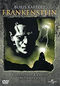 Coffret Frankenstein - Édition Collector 4 DVD