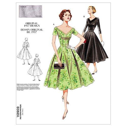 vogue-2903-patrones-de-costura-vestido-para-mujer-tallas-32-48-instrucciones-en-ingles