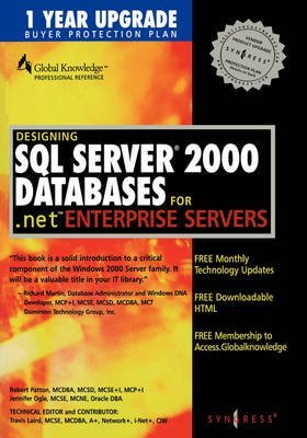 [(Designing SQL Server 2000 Databases : For Windows 2000 DNA)] [By (author) Syngress Media] published on (March, 2001) par Syngress Media