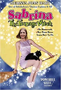 Sabrina Teenage Witch [DVD] [1996] [Region 1] [US Import] [NTSC]