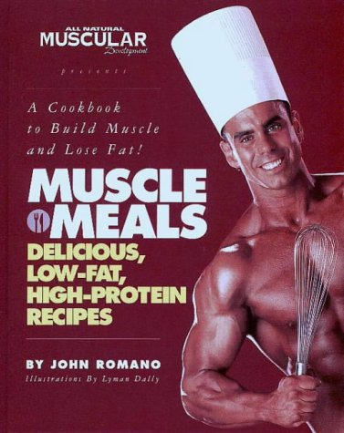 Muscle Meals por John Romano