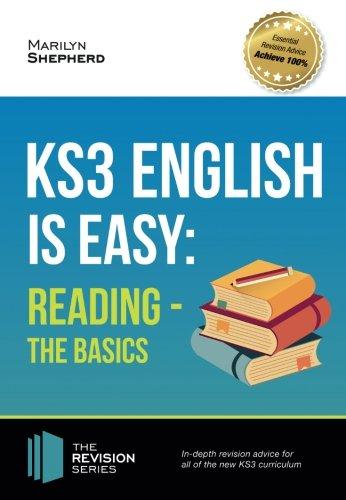 KS3: English is Easy Reading (the Basics) Complete Guidance for the New KS3 Curriculum. Achieve 100% por Marilyn Shepherd