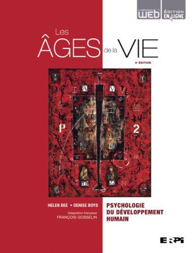 Les âges de la vie 4e Ed. + eText