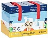 I care Lernkarten Pflege - Set (im Schuber) - Walter Anton, Jasmin Schön