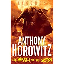 The Wrath of the Gods (Legends Book 5) (English Edition)