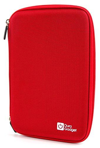 Wasserabweisend und robust: Rotes Tablet-Etui für Ihr Samsung Galaxy Tab S 8.4